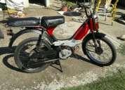 Vendo kenia jialing 50cc ciclomotor
