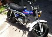 Vendo moto mondial rv 125 cc arenera todo terreno
