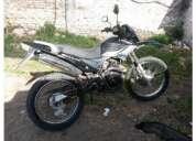 Vendo motomel skua 200 cc mod 2010