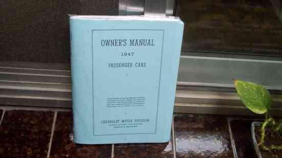 *automobilia c.a.a.^venta de manuales tecnicos autos antiguos *