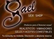 Sexshop: dildos, consoladores realÍsticos, vibradores y mÁs