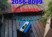 Destapaciones de cloacas en villa pueyrredon 2056.8099 destapaciones nazca