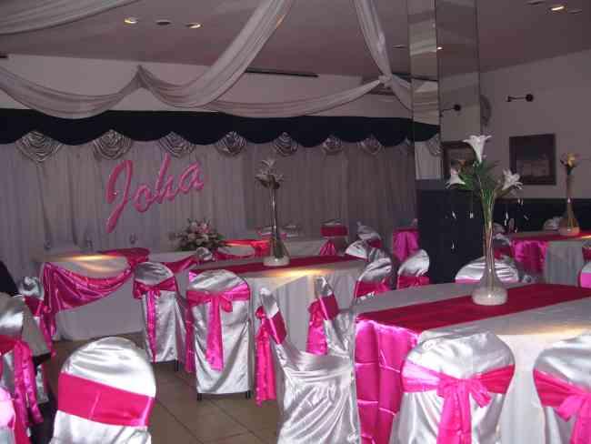 Bar Mitzvá Fiestas de 15 Años Casamientos Salones de 15 Flores Capital Federal