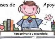 Maestra particular primaria