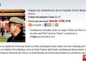 Viajes beijing los simbólicos de la capital china 5 dias