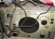 Antiguo generador u oscilador de seÑales irea – mas 80 aÑos antigÜedad $ 800.-