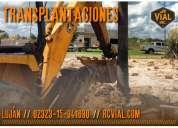 Rc vial contratista - movimiento y nivelacion de terrenos y suelos