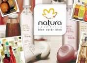 Natura cosméticos, incorporación inmediata!!