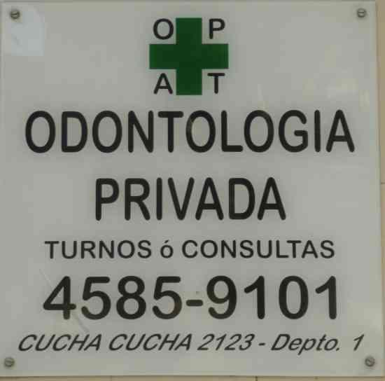 CONSULTORIO DENTAL ODONTOLOGICO EN LA PATERNAL