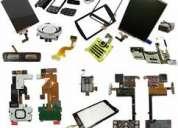 Herramientas y repuestos para celulares