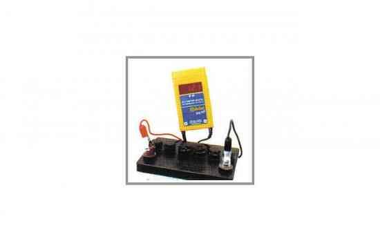 Analizadores de baterias,tester electronicos con voltimetros digitales