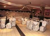 Eventos empresas fiestas de 15 años casamientos salones de 15 flores capital federal