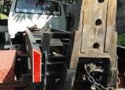 Vendo equipo de auxilio para camiones, trasporte pesado
