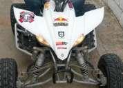 Vendo cuatri moto yamaha 450 yfz 2008 edicion limitada,buen estado!