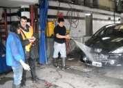 Lavadero coches,liquido ya !!