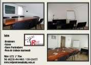 Salones para cursos capacitaciones eventos,consultar!