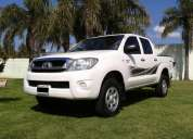 Vendo hilux 2.5dx unica mano