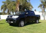 Vendo hilux 2.5td dx pack unica mano impecable