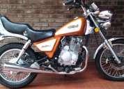 Vendo motomel custom 150 solo 5000km tomo moto financio