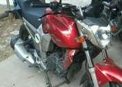 Vendo moto yamaha f z al día