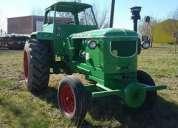 Permuto excelente tractor deutz a 70