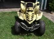Vendo cuatriciclo panther 110cc 2007 ¡buen estado¡