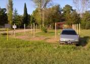 Excelente terreno en oliveros, sobre ruta 11 una esquina. titular.