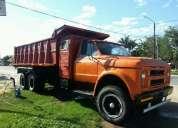 Vendo permuto camión balancín motor nissan6