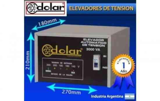 Estabilizadores electronico automaticos casas e industrias.