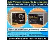 Elevador de tension - 3000w, 4000w, 6000w, 8000w indus. argentina
