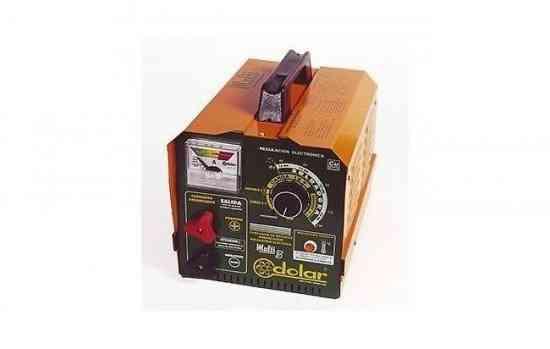 Cargador arrancador para baterias, linea completa de productos