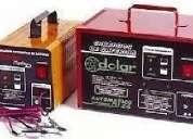 Cargador automatico de bateria siempre a plena carga