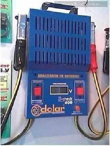 """Probador de """"baterias apto"""" para baterias de 200a"""