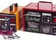 venta de repuestos del automotor cargadores de baterias