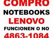 Compro lenovo funcionen o no pago en el acto te: 4863-1084
