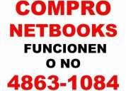 Compramos netbooks funcionen o no 48631084