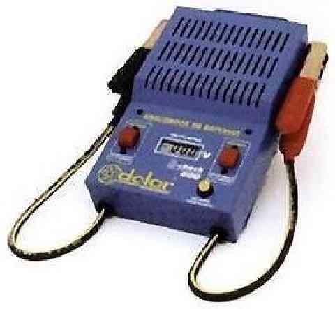 Tester: analizadores de baterias, arranque y carga