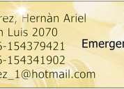 abogado en posadas, misiones 0376154379421 dr ramirez penal civil 24hs penal, accidentes