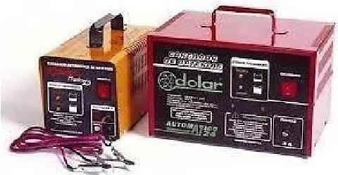 Repuestos del automotor, cargadores de baterias