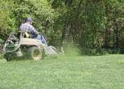 Mantenimiento de espacios verdes gba norte