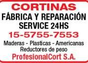 Floresta. reparaciÓn de cortinas. 15-57557553
