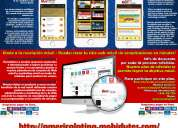 Crear tu web movil