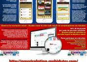 Crear tu web movil