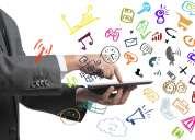 Negocio online ingresos ejecutivo