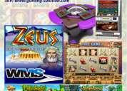 Tablero de juego de casino & juegos de azar de mÁquina