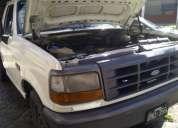 Vendo ford f100 con caja mudancera modelo 97