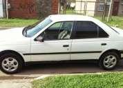 Vendo peugueot 405 gr 1995 c/gnc