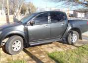 Vendo mitsubishi l200 cr did mod. 2011 4x4 manual