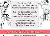 Clases de karate-do & kobudo - almagro / caballito