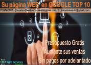Posicionamiento web en google top13